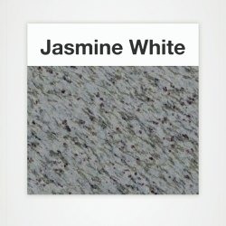 Jasmine White Granite Slab, Thickness: 20mm