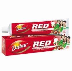 DABAR Clove Oil Dabur Red Toothpaste 100G MRP 52-00