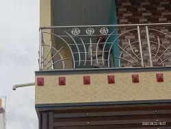 SSM32 SS Balcony Grill