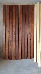 Tambi Timbers Brown Cedar Deck Boards, For Furniture, Size: 9' x 6'