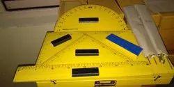 Wooden Geometry Box