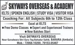Study Visa Consultancy Services
