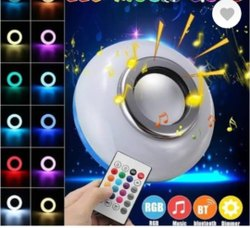 7w Blue Smart LED Bluetooth Music Bulb With Remote, -10 To 40 Degree, Model Name/Number: Brio