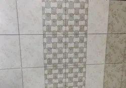 Kajaria Ceramic Mosaic Wall Tiles, Thickness: 5-10 mm, Size: 30 * 60 (cm)