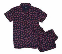 Cotton Ladies Night Suits, Size: Small Medium Large XL XXL