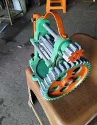 Hand Operated Sugarcane Juice Machine