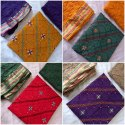 Poonam Sarees Stylish Cotton Dress Material