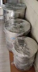 100 Liter SS Storage Container