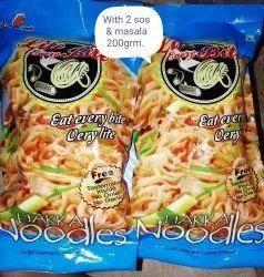 Chaines Wheat Flour 200grm Hakka Noodles With 2 Sos & Masala