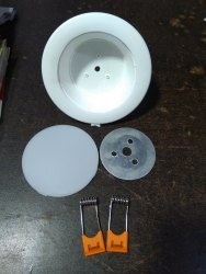 LED Downlight Pp Conceald light housing, For Commercial