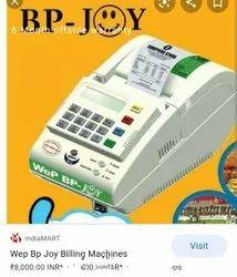 Wep BP Joy Billing Machine