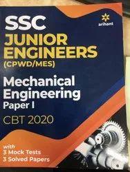 Regular Digree SSC Junior Engineering Exam Book CPWD/MES, 100