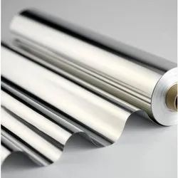 Silver Foil, For Food Packaging, Size: 10.5 Micron, 18 Micron