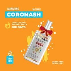 CORONASH 100 DAYS Effective Antiviral Sanitising Coating-100ml