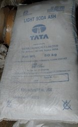 White Soda Ash Powder, Packaging Type: Bag, Tata