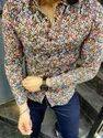 Men Printed Premium Shirts, Size: M L Xl