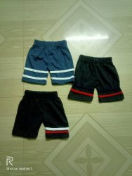 Multicolor Girl & Boy Kids Baby Shorts, Age Group: 1-2yr
