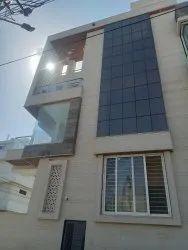 Aluminium Powder Coating Jindal Domal Sliding Windows, Size/Dimension: 6*8, Uro Series