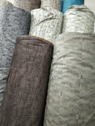 Plain Suede Sofa Chair Fabrics