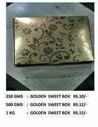 Golden Sweet Box