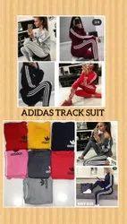 Heena brand Cotton Women Tracksuits, Adidas Tracksuit, Ladies Night Tracksuit, Gym Wear, Size: Xl 28 to 34 waist
