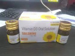 Solshine Nano - Vitamin D3 Oral Solution