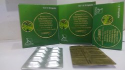 Ginseng Citrus bioflavonoids Grape seed extract Green tea Extract lycopene 5G