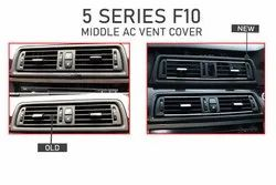 Abs Plastic BMW 5 Series F10 Middle AC Vent Cover, For Automotive