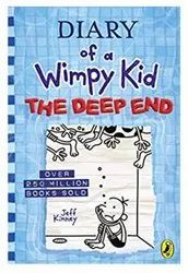 Diary Of Wimpy Kid The Deep End (Book 15 )
