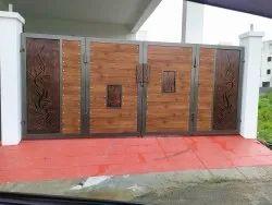 Fundermax Gate