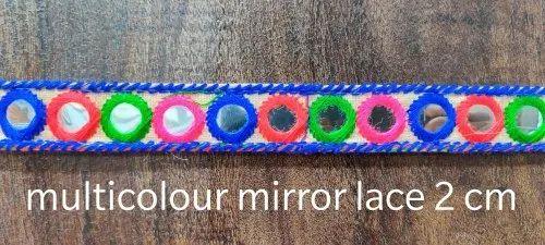 Mirror Work Lace