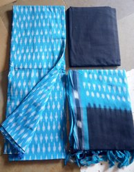 Ikkat Dress Materials