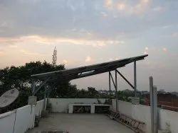 Hotdip Galvanized Solar Structure
