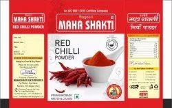 Red Chilli Powder, Pouch