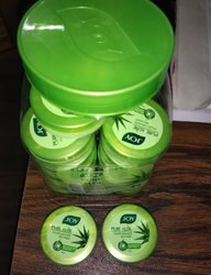 White Joy Pure Aloe cream, 15ml, Packaging Size: 24 Jar