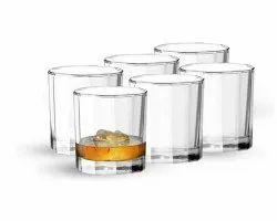 White Ocean Glassware, For Restaurant, Capacity: 325ml