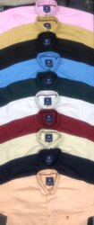 Raj Collection Cotton Twill Men Plain Shirt, Size: M To Xl