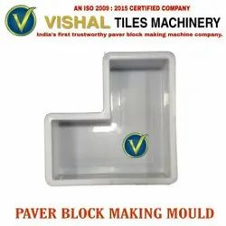 L Shape Paver Block Mould