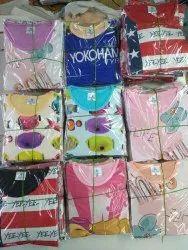 Printed Girls  Kids T Shirts