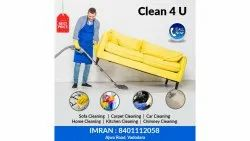 Residential Home Cleaning Service