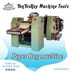 Kirana Bag Making Machine