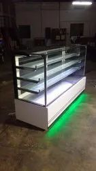 SS Bakery Display Counter