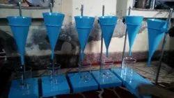 Marsh Cone Apparatus