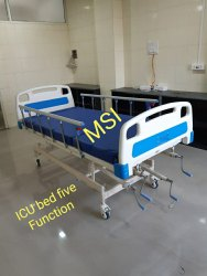 Semi Deluxe ICU Bed