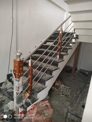 SSM91 Stainless Steel Staircase Railing