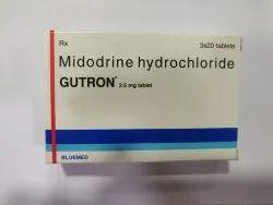 Midodrine Hydrochloide Tablet