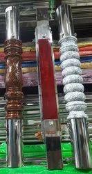 Wooden Master Piller