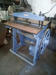 Index Cutting Machine Power Operated