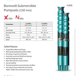 Texmo Submersible Pump Price