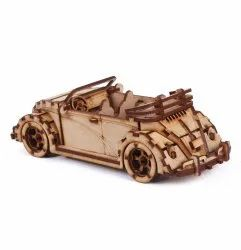 Wooden Model Cars